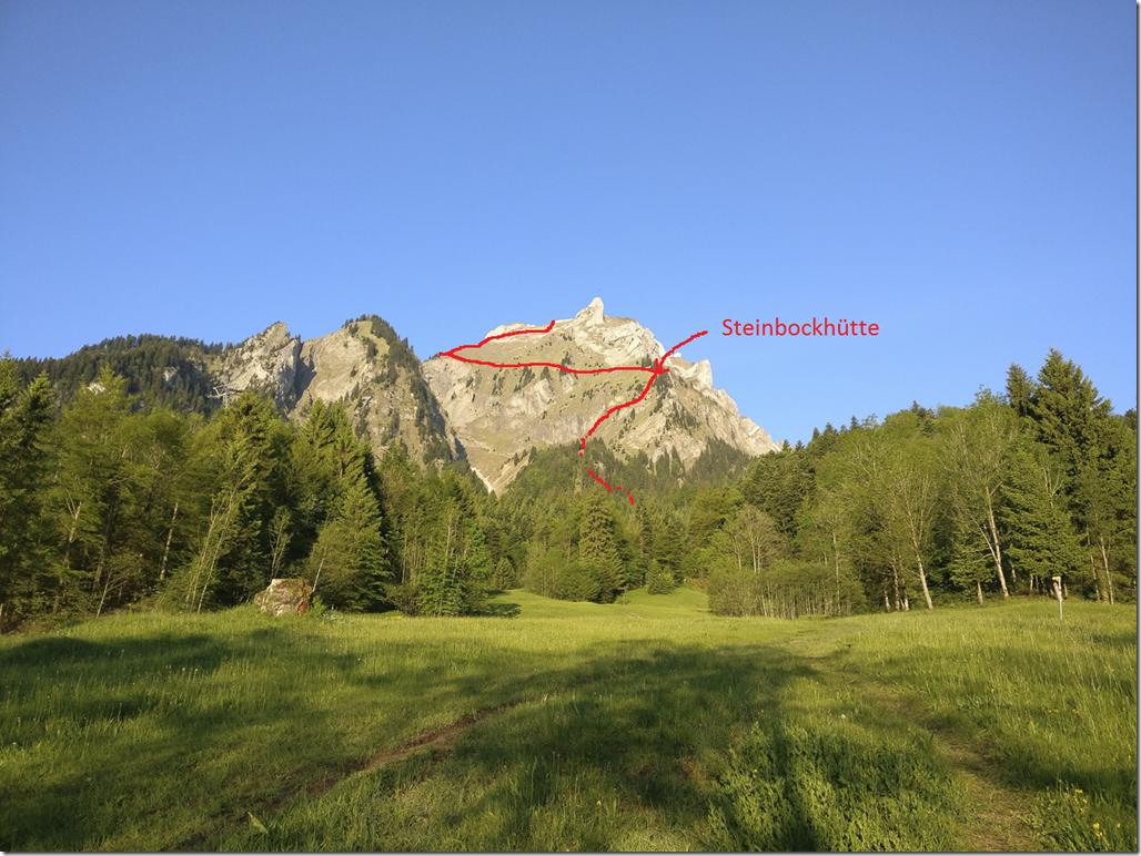 Steinbockhütte